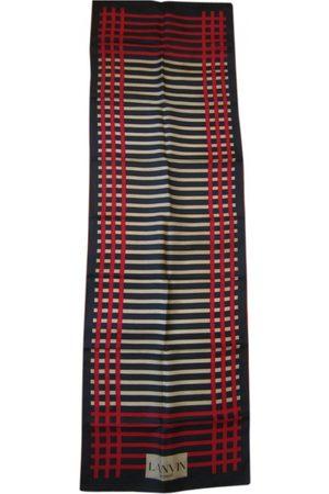 Lanvin Silk neckerchief