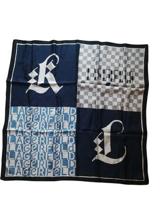 Karl Lagerfeld Silk neckerchief