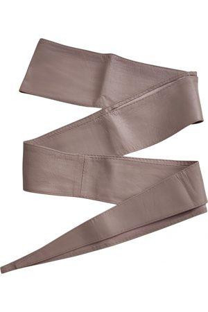 Verra Pelle Leather belt