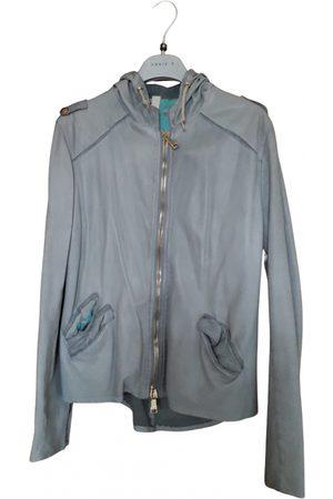 Delan Leather biker jacket