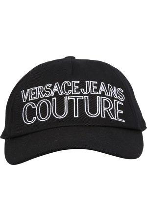 VERSACE Cotton baseball hat