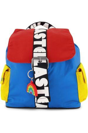 Stella McCartney Kids - Colorblock Backpack - One Size - - Backpacks