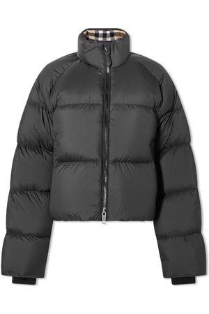 Burberry Men Puffer Jackets - Alsham Short Puffer Jacket