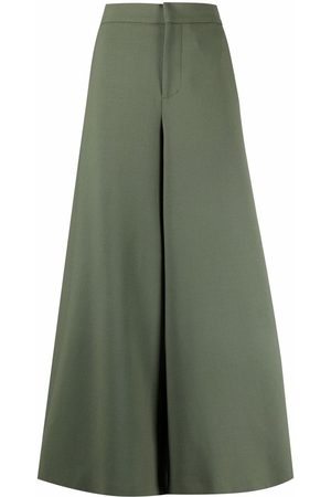 Marni Women Wide Leg Pants - Wide-leg trousers
