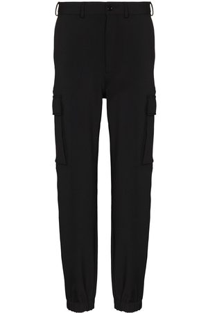 Moncler High-waisted cargo trousers