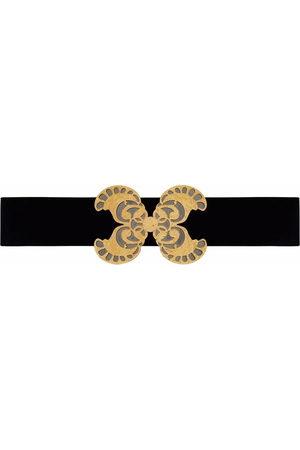 Saint Laurent Butterfly buckle belt