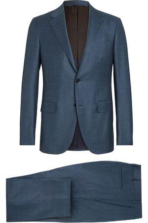 Ermenegildo Zegna Single-breasted wool suit