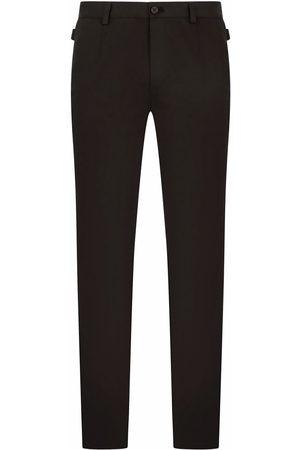 Dolce & Gabbana Men Formal Pants - Tailored slim-fit trousers