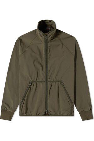 Beams Jersey Back Fleece Jacket