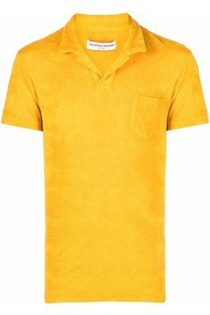Orlebar Brown Polo Shirts - Terry towelling polo shirt