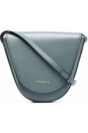 Coccinelle Women Shoulder Bags - Josephine grained crossbody bag