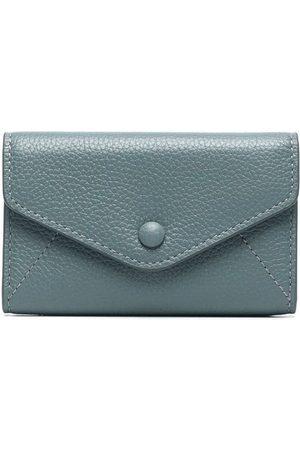 Coccinelle Easy Pocket leather keyring