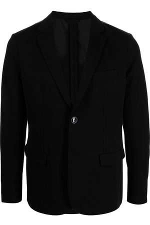 Emporio Armani Stretch single breasted blazer