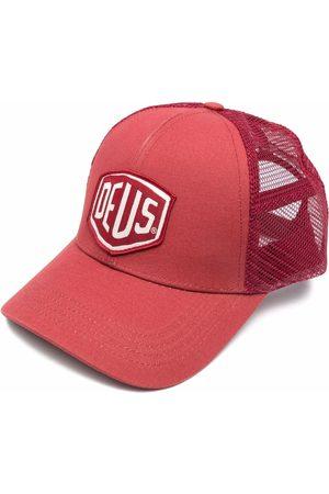 Deus Ex Machina Woven Shield baseball cap