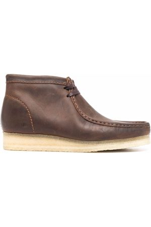 Clarks Men Lace-up Boots - Pell lace-up boots