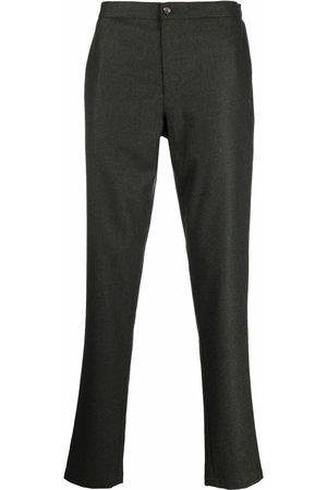 Boglioli Men Formal Pants - Slim-cut tailored trousers