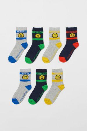H&M Kids Socks - 7-pack Socks