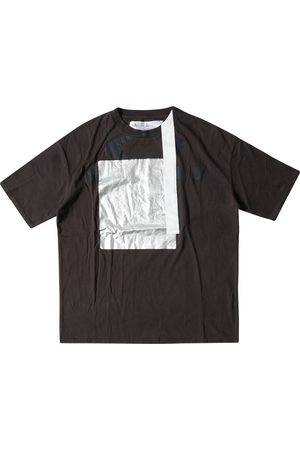 Oakley Men's Geometric Multifabric Short-sleeves Tee Osr