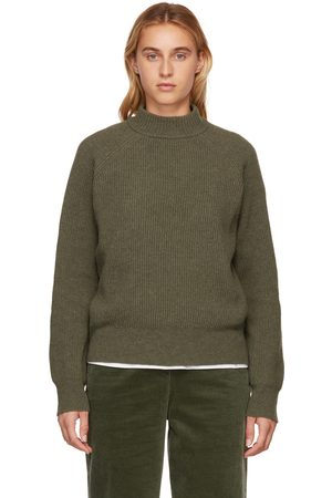 Norse projects Women Sweaters - Lambswool Mockneck Evelina Sweater