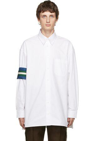 Uniforme Oversized With Arm Band Shirt