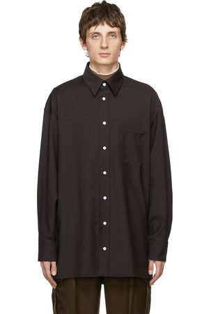 Uniforme Cool Wool Oversized Shirt