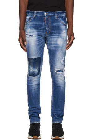Dsquared2 Patched Cool Guy Jeans