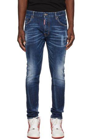 Dsquared2 Fade Wash Skater Jeans