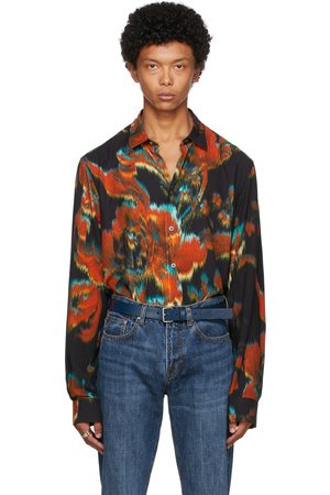 Paul Smith Men Long sleeves - Tailored Graphic Long Sleeve Shirt