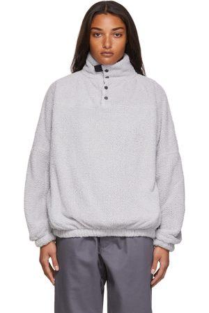 GR10K Recycled Mock Neck Sweatshirt