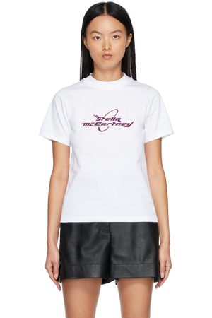 Stella McCartney Saturn Logo T-Shirt