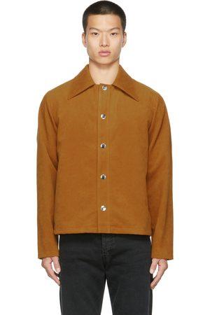 Séfr Faux-Suede Trust Jacket