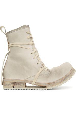 11 BY BORIS BIDJAN SABERI Men Lace-up Boots - Leather Lace-Up Boot2 Boots