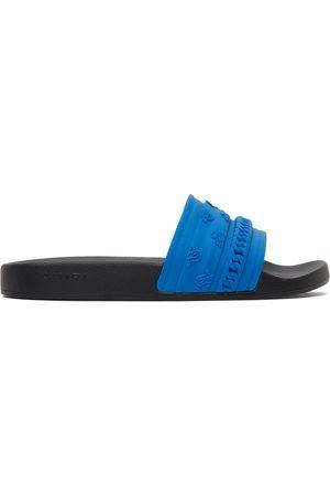 AMIRI Bandana Chain Pool Sandals