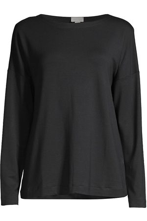 Hanro Relaxed Long Sleeve Pullover
