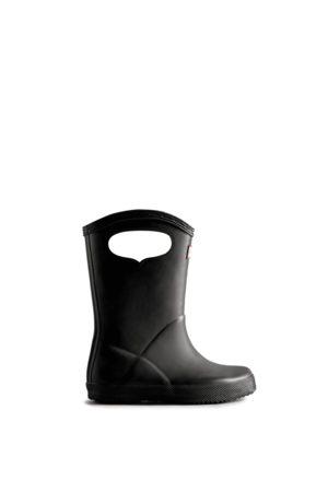 Hunter Rain Boots - Kids First Classic Grab Handle Rain Boots