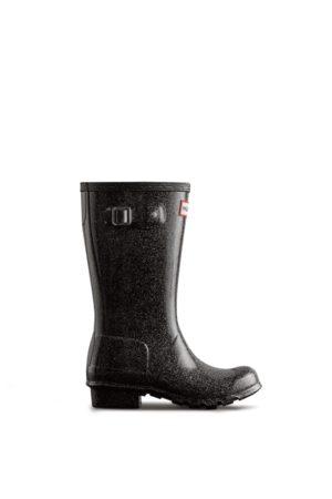 Hunter Big Kids Starcloud Rain Boots