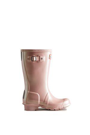 Hunter Big Kids Nebula Rain Boots