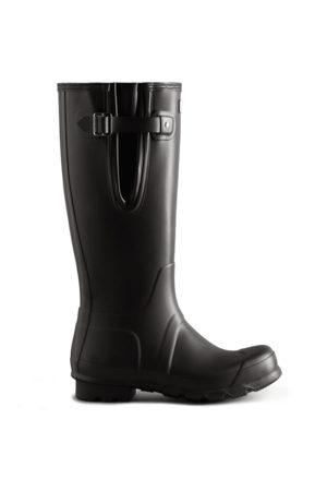 Hunter Men Rain Boots - Men's Tall Side Adjustable Rain Boots