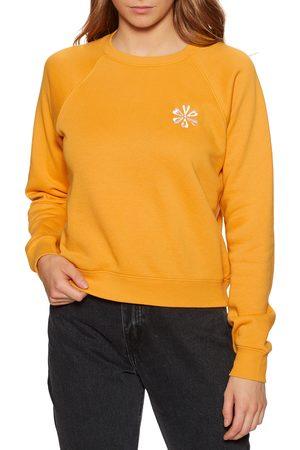 Volcom Women Sweaters - Truly Stokin Crew s Sweater - Vintage