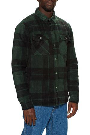 Volcom Men Fleece Jackets - Bowered Fleece s Jacket - Stone Culture