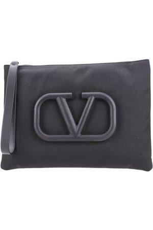 VALENTINO Vlogo Signature Clutch Bag