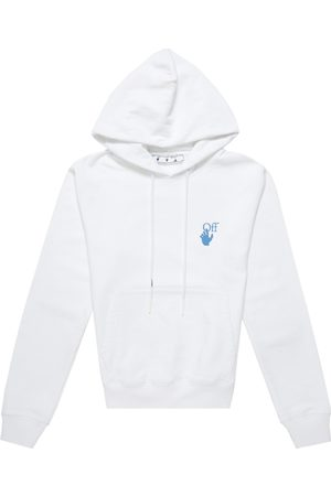 OFF-WHITE Cotton Hoodie