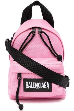 Balenciaga Men Wallets - Oversized Mini Crossbody Backpack