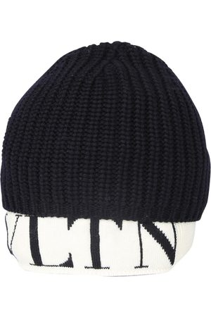 VALENTINO Wool Beanie Hat