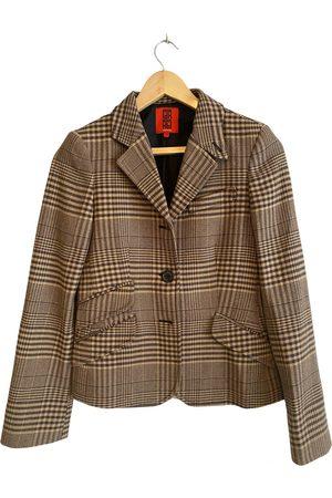 PEDRO DEL HIERRO Tweed short vest