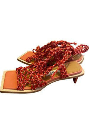 Miista Vegan leather sandals
