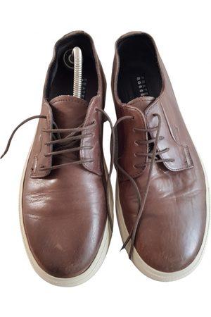 Fratelli Rossetti Leather lace ups