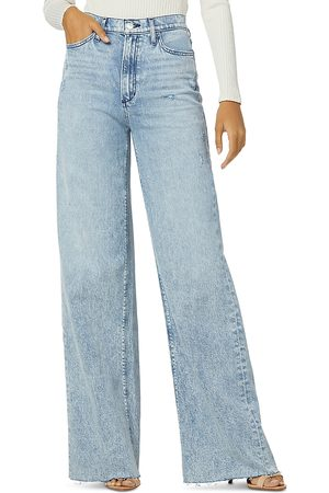 Joes Jeans The Mia Full Length Wide Leg Jeans in Serene