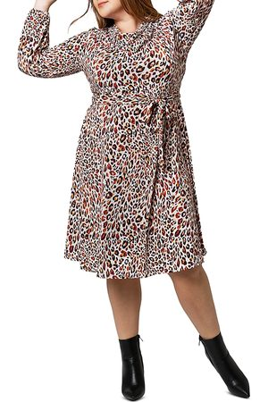 Leota Mallory Printed Dress