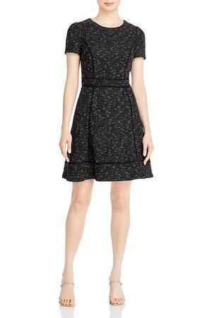 Karl Lagerfeld Women Party Dresses - Tweed Knit Mini Dress